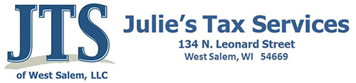 JTS of West Salem, LLC/Julie's Tax Services
